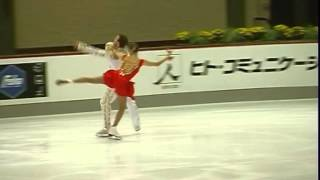 SD Carter Maria Jones Richard Sharpe Nebelhorn Trophy 2014 Ice Dance GBR