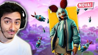 THE STRANGEST SKIN OF ALL! -Fortnite, the