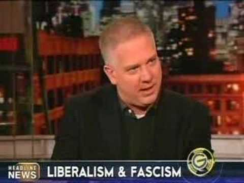 Author Jonah Goldberg on Glenn Beck 2/18 - Liberal Fascism