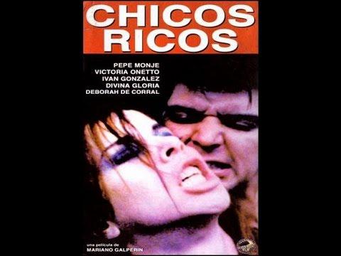 Chicos Ricos (2000 / Dir. Mariano Galperín, con Victoria Onetto) Película Completa - Видео онлайн