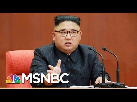 President Donald Trump Announces New Sanctions Against North Korea | MSNBC