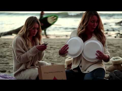 Malibloopers  Real Girl's Kitchen with Haylie Duff Ora TV