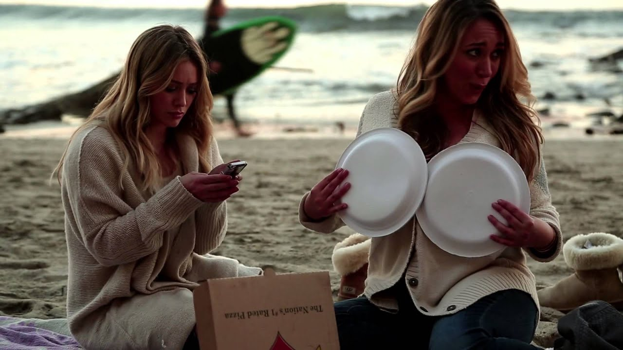 Malibloopers  Real Girls Kitchen with Haylie Duff Ora