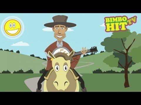 Oh! Susanna - Traditional American Song - Bimbo Hit Tv