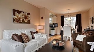 HOME STAGING-BEFORE AND AFTER. Home Staging Montreal