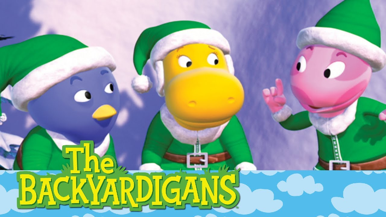 The Backyardigans: The Action Elves Save Christmas Eve - Ep.70 ...