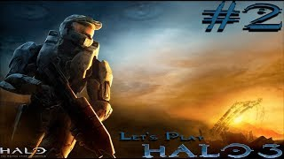 Halo: The Master Chief Collection - Halo 3 - Part 2 Final - Finishing this FIght