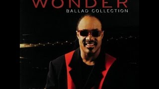 Stevie Wonder Ballad Collection full album