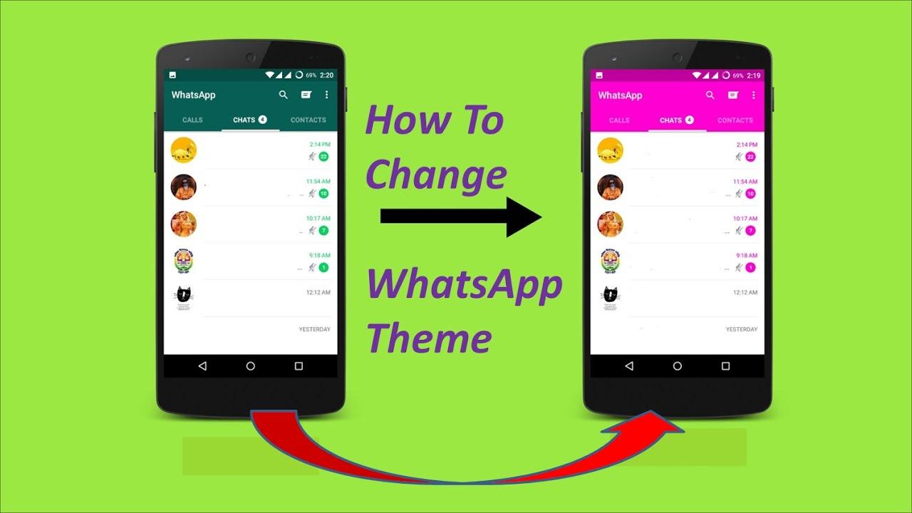 Whatsapp Theme