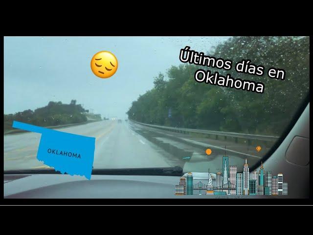 Últimos Vlogs en Oklahoma 😔
