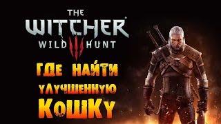 The Witcher 3: Wild Hunt - Где найти Улучшенную кошку!