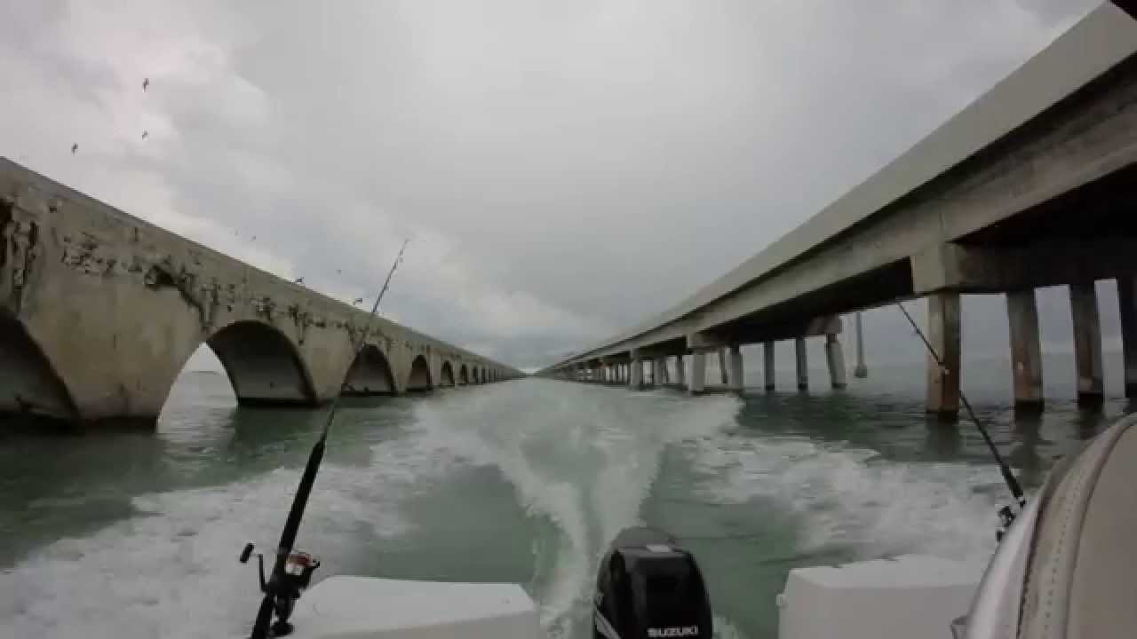 Coming into big pine key fishing lodge via boat youtube for Big pine key fishing lodge