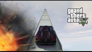 Video de QUE CARRERA MAS RARA! |  Grand Theft Auto V