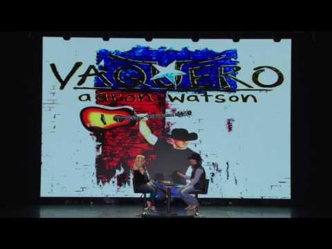 Aaron Watson VAQUERO Album Announce Event