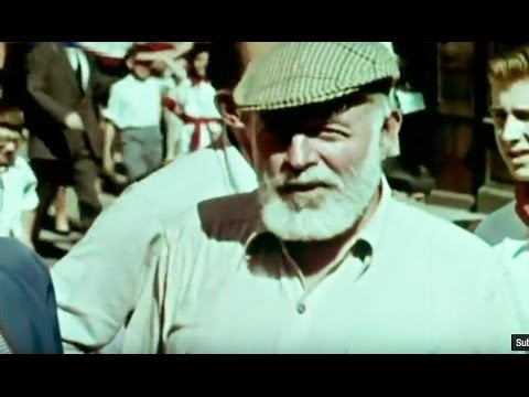 Spain Castles and Fiestas (1959) Ernest Hemingway. Documenta