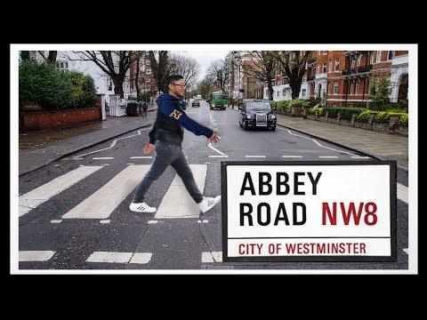 SIGHTSEEING LONDON   Camden town, Abbey Road, Trafalgar Square
