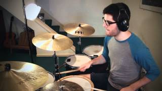 "Evan Chapman - ""Every Thought A Thought Of You"" by mewithoutYou (Drum Cover) *HD*"