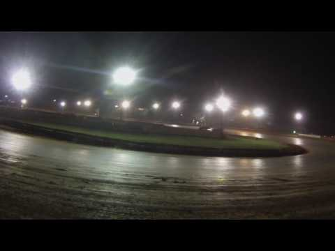 Hot laps after features @ Eastside Speedway