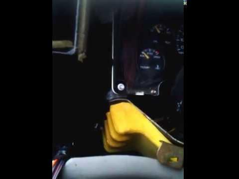 2005 gmc sierra dash lights not working