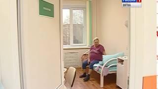 Lyangasovo yilda ochilgan kasalxona klinik shifoxonasi №7(GTRK Vyatka)Kirov