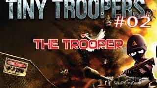 Video THE TROOPER   Tinny Troopers 2 #02 download MP3, 3GP, MP4, WEBM, AVI, FLV Juli 2018