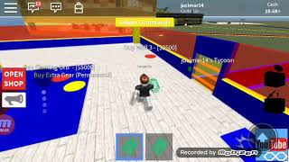 Playing Roblox Super Heroes factory
