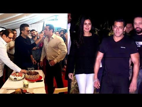 Salman Khan 52nd Birthday Celebration Panvel Farmhouse Full Video | Salman Khan Birthday Party 2017