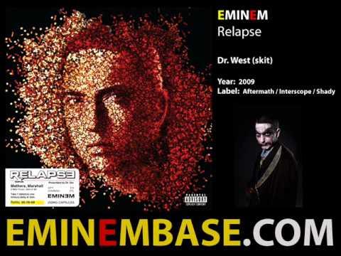 Eminem - Dr. West