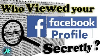 Secret Facebook profile visitors | who viewed my fb profile