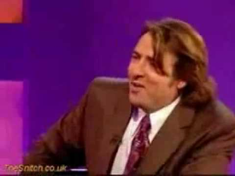 Helena Bonham Carter on Jonathan Ross: Part I