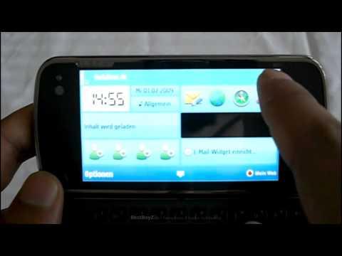 (HD) Nokia N97 Teil 1 | Videoblog von BestBoyZ.de