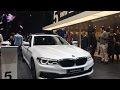 BMW 5 series (2017) - Motor Show Geneva