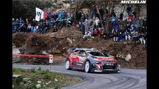 Leg 2 - Top Moments - 2018 WRC Tour de Corse - Michelin Motorsport