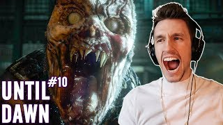 things are getting TOO INTENSE | Until Dawn (#10)