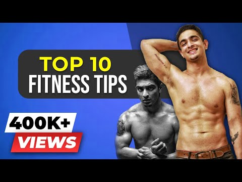 TOP 10 Fitness Tips for TEENS - Build Muscle + Get Taller | BeerBiceps Teenage Fitness