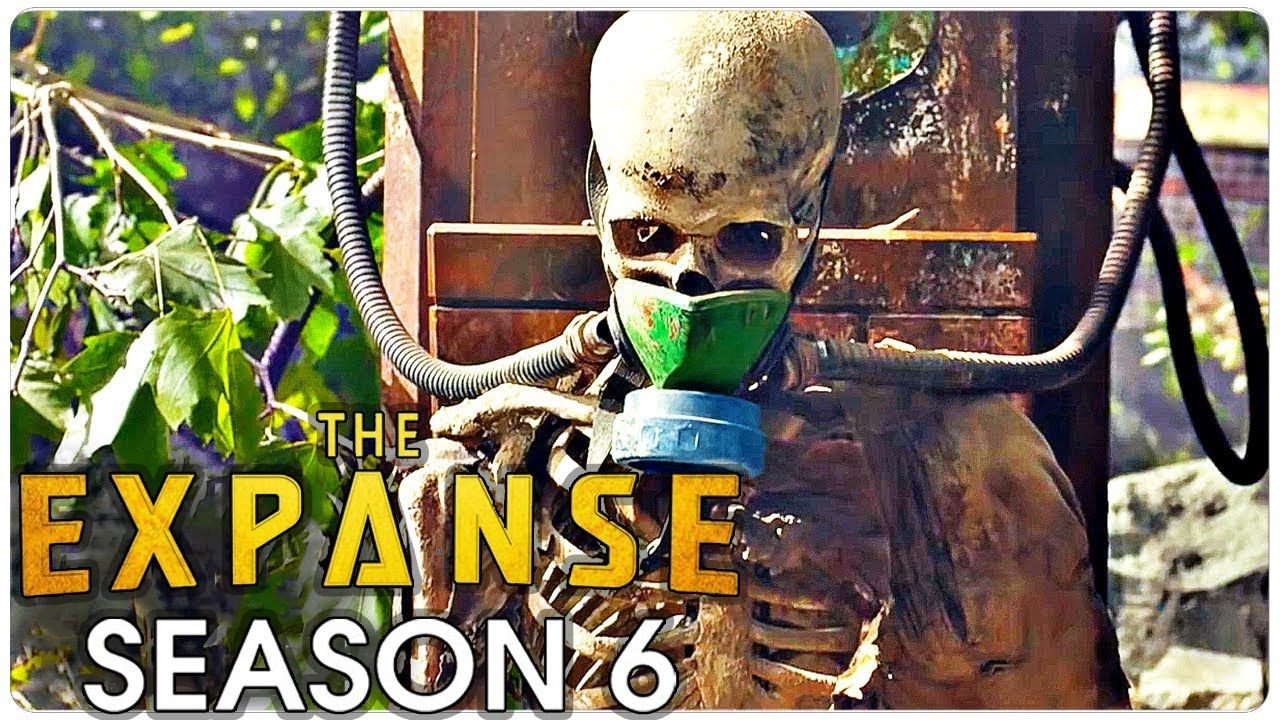 Download THE EXPANSE Season 6 Teaser (2021) With Steven Strait & Cara Gee