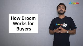 How Droom Works for Buyers! Requirement, Match & Buy screenshot 2