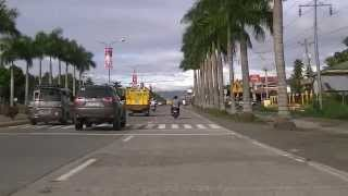 My BikeCam,Traveling down national highway tagum city davao del norte philippines