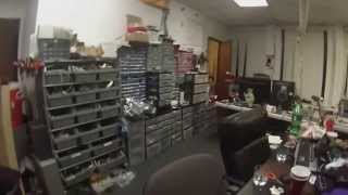 Hackaday Visits Null Space Labs
