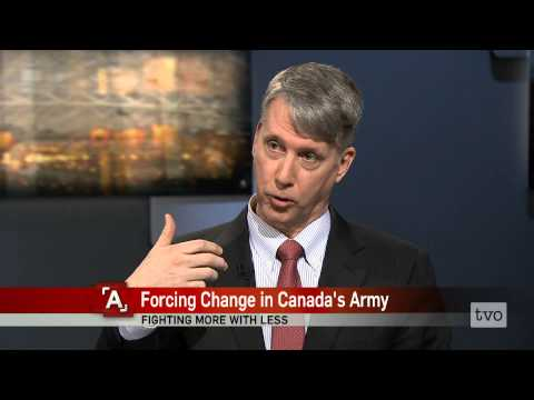 Andrew Leslie: Forcing Change in Canada's Army
