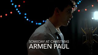 Someday at Christmas - Armen Paul  - Cover