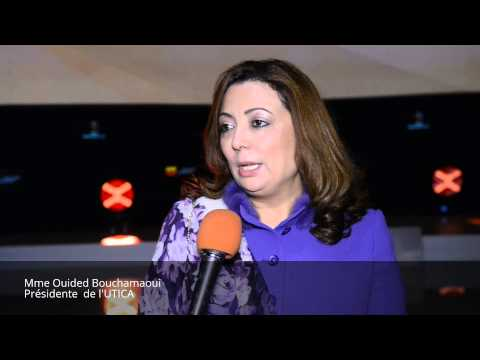 #FIAD2016 - Interview Mme Ouided BOUCHAMAOUI
