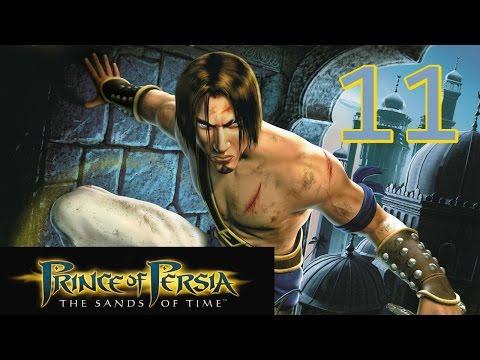 Prince of Persia: Las Arenas del Tiempo Guia 100% #11 FINAL El Visir