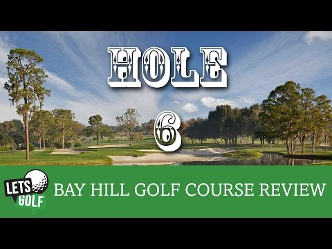 Hole 6 Bay Hill Golf Course Review | Indoor Golf Pro