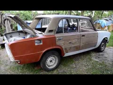 Капитальный ремонт кузова автомобиля ВАЗ 2106.