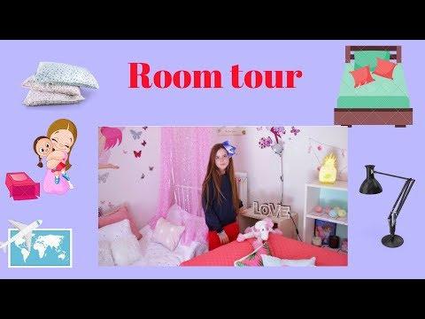 - room tour