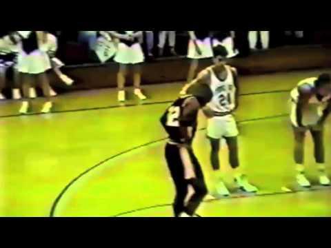 1991-1992 Lawrenceburg At Rising Sun - Indiana High School Varsity Boys Basketball