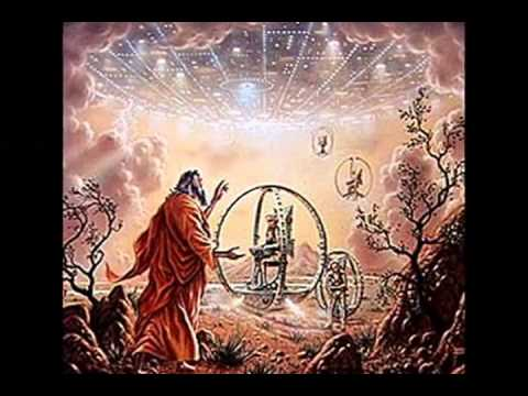 Biblical Close Encounters: Episode 1- Ezekiel's Wheel
