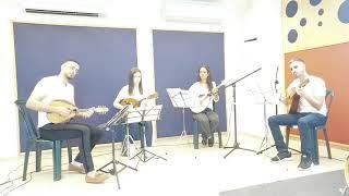 Raziel Tsur & Dolce Mandolin Quartet - A.Vivaldi Mandolin Concerto in C major