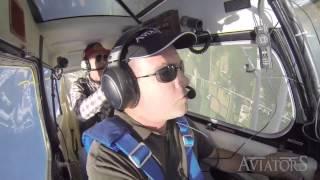 Aviators QUICK CLIP: Kurtis' First Hammerhead